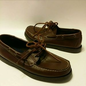Polo Sport Ralph Lauren Leather Loafers 8.5